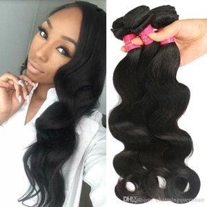 Longjia Hair Brazilian Virgin Human Hair Bundles Body Wave Kinky Curly Straight Deep Wave Loose Wave Hair Extensions Weaves