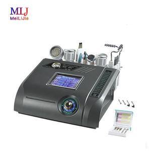 1 oksijen yüz makinesi Foton Sihirli Eldiven BIO Dalga Mikro Akım Yüz Cihazda Sıcak Satış 7