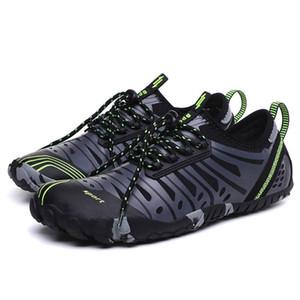 Zapato Zapatos de verano al aire libre unisex ligero de malla transpirable de secado rápido playa de la cala de agua corriente que vadea la piscina de buceo Calcetines