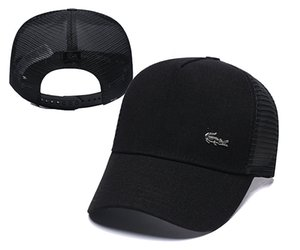 Estilo do clássico do crocodilo Baseball Esporte Caps alta qualidade mens designer de Golf Caps Chapéu de Sol Mulheres de luxo Best Cap Dad Cap Snapback casquette