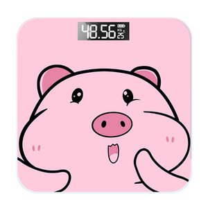 Digital Body Weight Scale Factory Wholesale Custom USB Charging Mini Electronic Scale Human Body Scale Household Weighing