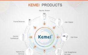 Kemei KM-1015 5 en 1 recargable Trimmer de pelo eléctrica de múltiples funciones máquina de afeitar herramienta barbero kit hXOcm