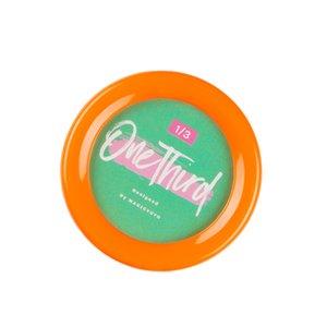 Отзывчивый YOYO D2 1/3 One Third ABS Professional Yo-yo Ball for 1A 2A 3A 5A String Trick Play Spin Toy-оранжевый