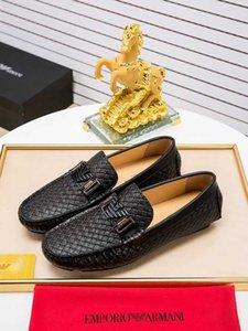 macio moda casual masculina e couro confortável Doug moda sapatos Causal costa 010701