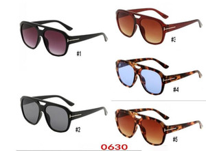 Erkek Kadın Erika Gözlük ford Güneş Gözlükleri ayna gözlük Ücretsiz Nakliye Yeni harika qualtiy Moda Tom Güneş 0630