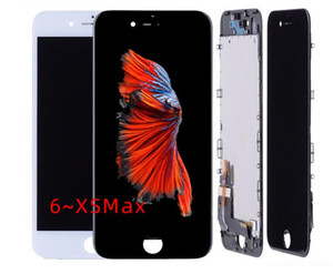 LCD screen assembly Repair and replacement of mobile phone display for iPhone 6S   7 8   Plus XR XS