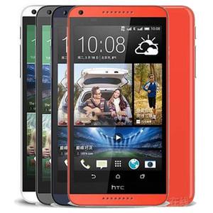 تم تجديده HTC الرغبة الأصلية 816 5.5 بوصة رباعية النواة 1.5GB RAM 8GB ROM 13MP كاميرا الجيل الثالث 3G الذكية الروبوت الهاتف المحمول مجانا DHL محفظة 5pcs