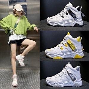 2019 New Women Shoes Spring New Women's Shoes Ulzzang Platform Sports Shoes Female Wisdom Shoe Women Snekaers
