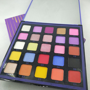 Maquillage Newest brand Makeup eye shadow Palette 25colors limited eye shadow palette with brush eyeshadow palette