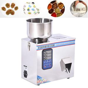 Multi-função da máquina de embalagem máquina de enchimento automático de chá comida de gato pó grânulo pesagem automática máquina de embalagem quantitativa