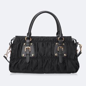 2019 Mükemmel Kalite su geçirmez Orignal çanta dana derisinden tasarımcı çanta omuz çantası Bez presbiyopik çanta postacı çantası handbags