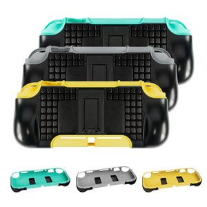 Switch Lite host two-in-one protective case with stand can accommodate 2 game cards TPU protective case