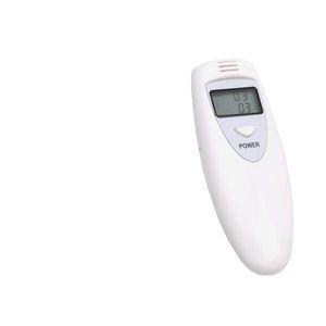 Alta qualità Alcol Tester Digitale portatile preciso Display LCD digitale Etilometro Etilometro breathalizer Detector EEA202
