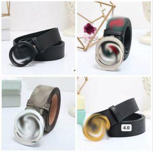 Fashion Classic Buckle Leather Waist Belt Men Women Brand Designer Casual Strap Belts G Waistband Luxury Outdoor Adjustable Belts
