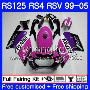 RS125R pour Aprilia RS 125 1999 2000 2001 2002 2003 2003 318HM15 RSV125R RS4 RS-125 RSV125 R RS125 Repsol violet 99 00 01 02 03 04 05 Carénage