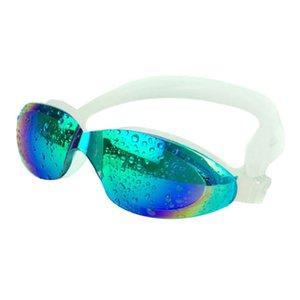 Women Men Adjustable Adult Reusable Anti Fog UV Swim Swimming Glasses Goggles
