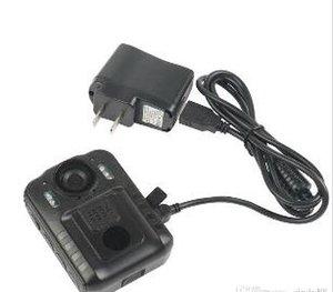 2019 Ucuz Mini DV WZ9 Çift Kartları Vücut Aşınmış Kamera HD1080p Infared CMOS Su geçirmez Mini DV