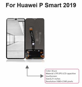 Mobil Huawei P Smart Display artı ücretsiz gönderim Huawei LCD ile Dokunmatik Sayısallaştırıcı Meclisi için 2019 LCD Ekran