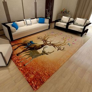 Non-slip Baby Play Carpet high-quality Cotton Blend Assels Rug sofa Blanket New Design Living Room Bedroom Soft Carpet