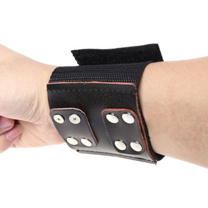 New Fishing Wrist Band Elastic Adjustable Wristband Protector Catapult Slingshot