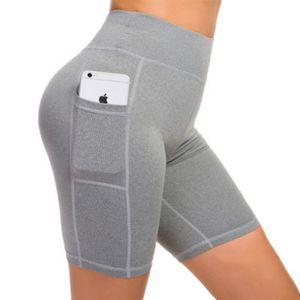Womens Designer Yoga Pants Slim Sweatpants High-waisted Stretch Yoga Pants Pocket Stitched Leggings Tight Sexy Trackpants Hot Sale