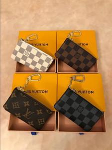 pièces poche design concepteur porte-monnaie porte-monnaie de poche clés de monnaie concepteur luxe sacs à main sacs à main trousseau carte porte-monnaie Zippy porte-clé