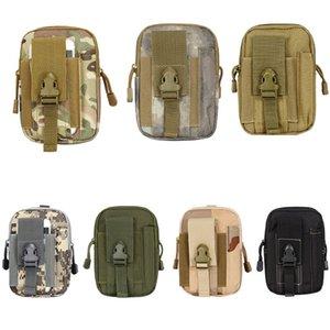 Outdoors Practical Tactical Waist Pack Bag Hip Bag Belt Pouch Purse Wallet Phone Bag