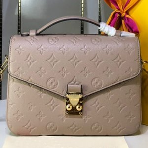 High End Fashion Designer Luxury Classic Simple Messenger Bag Leather Women Handbag Totes Designer Purse Shoulder Bags Crossbody Bags Type6