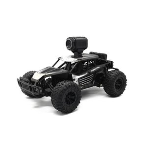 32Cm High-speed RC Rock with WIFI HD Camera Off-road Smart Vehicle Mobile Phone Control Car Model Racing Buggy Toy Y200414