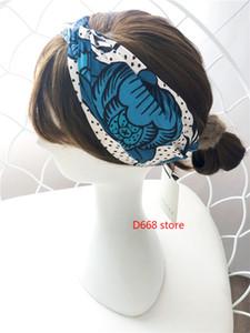 Italy 100% fasce brand design di seta reale multicolore di buona qualità signore Türband chic accessori moda nobile testa di lusso