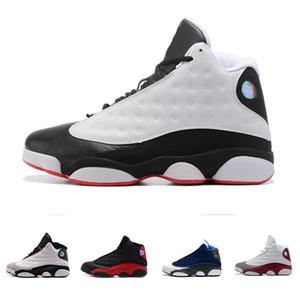 2019 nouvelle classe Melo de 2002 13s il a eu des chaussures de basket-ball de jeu 13 Phantom Captain America Barons Altitude amour et respect hommes baskets de sport