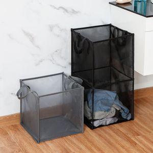 Folding Dirty Clothes Storage Basket Toys Storing Basket Household