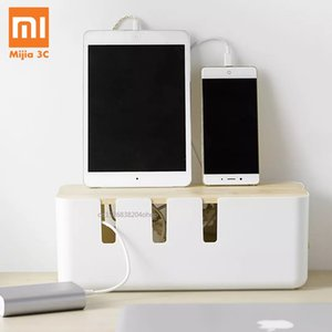 Xiaomi Bcase Socket Universal Storage Box Desktop Power Cord Plug Board Charger Computer Line Finishing Box Plug Row Hub Box