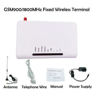 Terminal celular fixo de CDT GSM 900 / 1800MHZ, terminal sem fio, sistema de alarme de suporte, PBX, voz clara, sinal estável