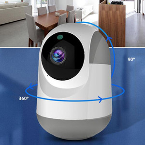 AI Wifi Kamera 720P 1080P Cloud Wireless AI Wifi IP Kamera Intelligente Auto Home Security Überwachung CCTV Netzwerk Kamera
