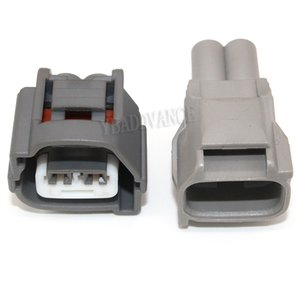 7282-7021-10 e 7283-7021 connettore maschio maschio degli adattatori dell'alloggio elettrico automatico di 2 Pin per H yundai Elantra J3 T oyota