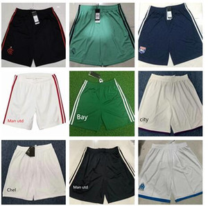 2019 2020 Soccer Shorts Mexico Real Madrid Ajax Football Shorts Pants Lyons Arsen Sport Short Pants Man City roma Marseille men shorts