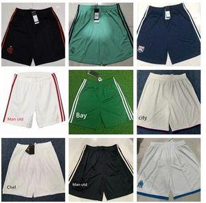 2019 2020 Shorts de football Mexique Real Madrid Ajax Football Shorts Pantalons Lyons Arsen Sport Pantalon court Man City Roma Marseille Hommes Shorts