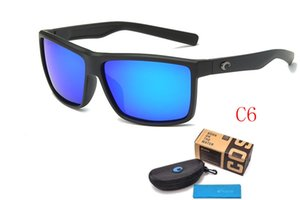 Brand designer COSTA sunglasses.580P2 lusso degli uomini e donne di sport Costa sunglasses.UV400 di alta qualità con scatola originale.