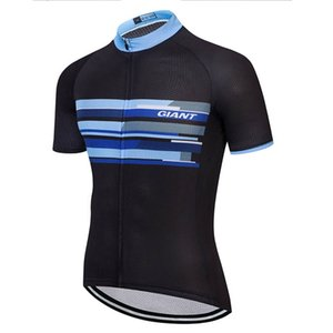 2019 GIANT team Cycling Jersey Summer Racing Tops Cycling Clothing Quick dry Short Sleeve Shirt Bike Jersey H61910