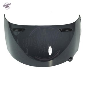 new Dark Smoke Motorcycle Full Face Helmet Visor Lens Case for ARAI RR5 RX7-GP Quantum ST RX-Q Chaser-V Corsair-V Axces 2