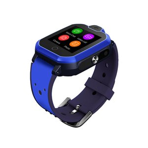 T6 Children 4G Wifi Support Video Call with Camera Smart Watch Blue AC2052