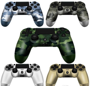 Großhandel 4-Draht-Controller TOP Qualität Gamepad für PS4 Joystick Kleinpaket Game Controller schnelles Verschiffen