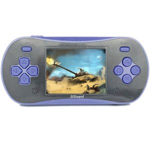 """SISIvard RS16 Handheld Game Console for Kids Portable Retro Game Console 2.5"""" LCD TV Output Video Game Player"""