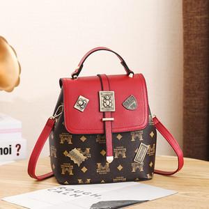 Rosa Sugao nuove donne sacchetto di modo zaino bas spalla vendite borsa sacchetti di scuola della spalla del progettista studente borsa calde BHP