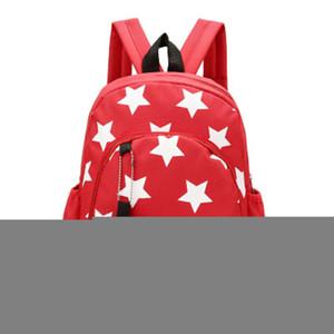 Enfants Cartoon Animal Sac à dos Star Strap School Bag pour enfant en bas âge Enfants Fille Garçon Étudiants Maternelle Léger