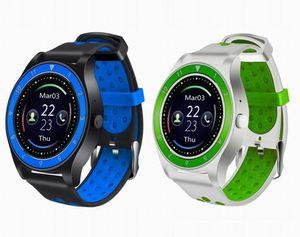 GSM الهاتف الذكي ووتش مع الكاميرا لطيف الرياضة دعوة ووتش رسالة مقياس الخطو النوم مراقب MP3 Mp4 لاعب بلوتوث smartwatch ل ios الروبوت