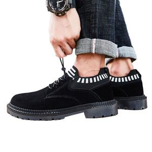 Le nuove scarpe di moda gli uomini e le donne di nero e giallo Runner in esecuzione scarpe casual da uomo taglia 39-45
