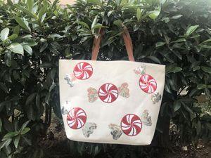 9styles Рождественских девушек блестки сумка Xmas конструктора плечо Сумка Покупка Большой емкость хранение сумка Ladies Рождество Тотализаторы FFA3224