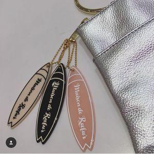 Benutzerdefinierte Gravieren Schlüsselanhänger Acryl Kleine Fische Keychain Acetat Frauen Tasche Dekoration Delicate Günstige Förderung Geschenke